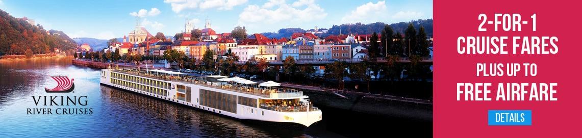 River cruises are hot again
