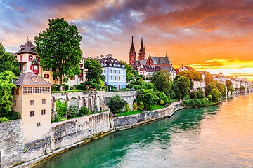 Cruising the Rhine on Crystal riverboats