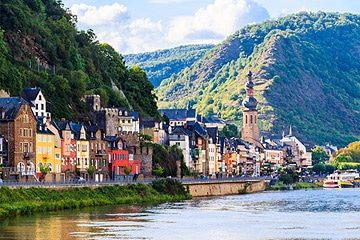 Crystal on the Moselle