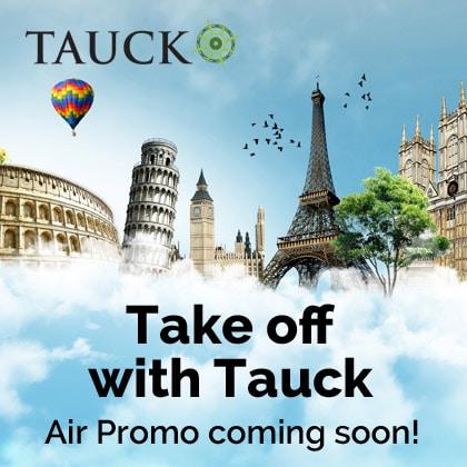 Tauck announces reboot