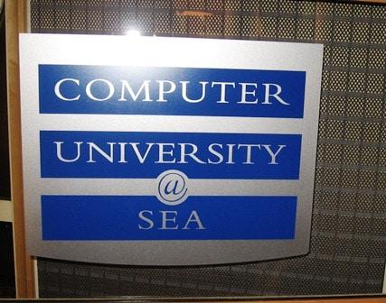 Crystal computer university