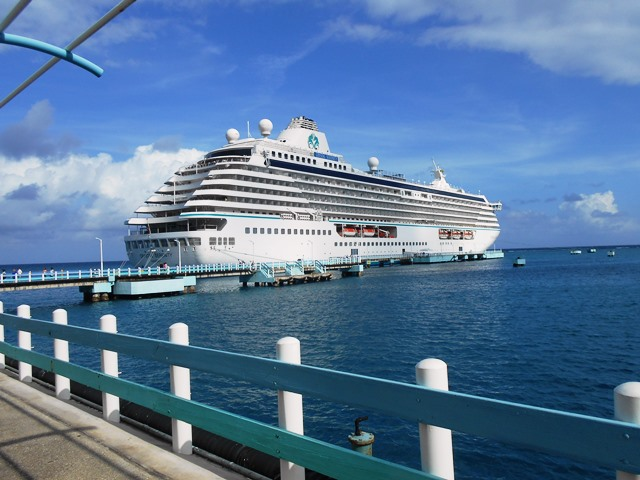 Crystal Cruises luxury at its best