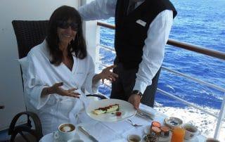 Butlers on Silversea