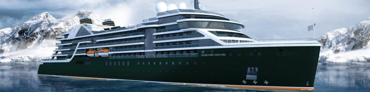 Rendering of Seabourn Venture