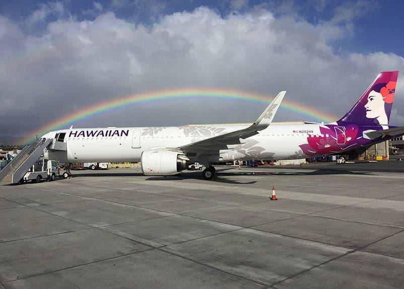 Hawaiian keeping things spotless