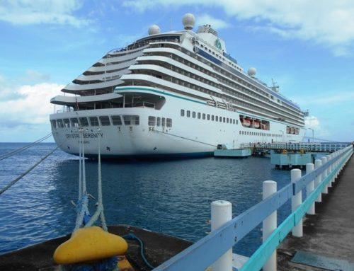 Miami just added as port of call/embarkation to Crystal Serenity Bahamas itinerary