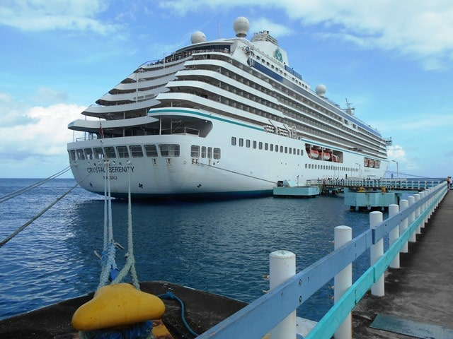 Crystal Serenity to sail Bahamas