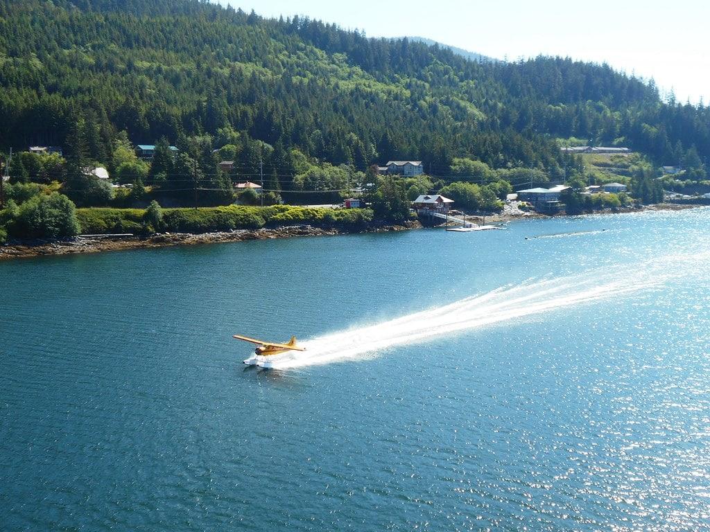 Floatplane Ketichan