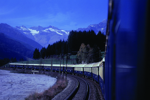 Party on Belmond's Orient Express