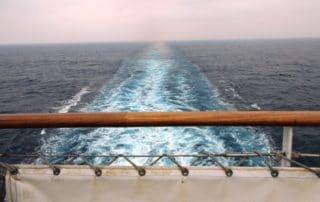 Cruise Wake