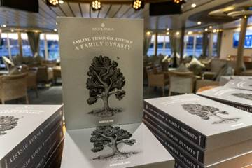 Silversea Book