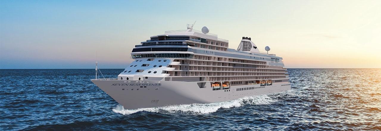 Silversea Ship