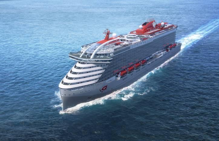 Virgin Voyages Ship