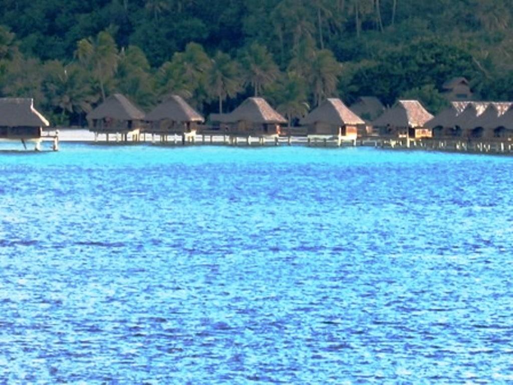 Bora Bora Lagoons