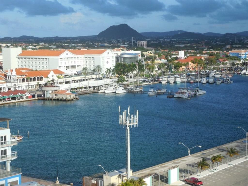 Aruba on Celebrity Millennium
