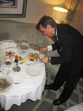 Butlers on Crystal Cruises