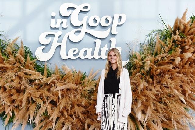 Gwyneth Paltrow brings goop to Celebrity Apex