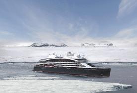 PONANT goes to Antarctica