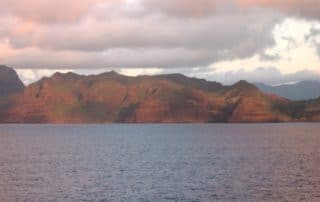 Hawaii cruise on Crystal Symphony