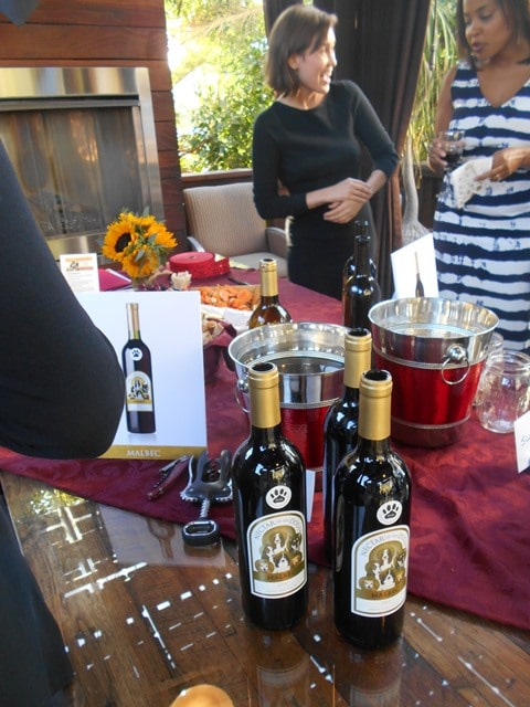 Nectar of the Dogs wine tasting
