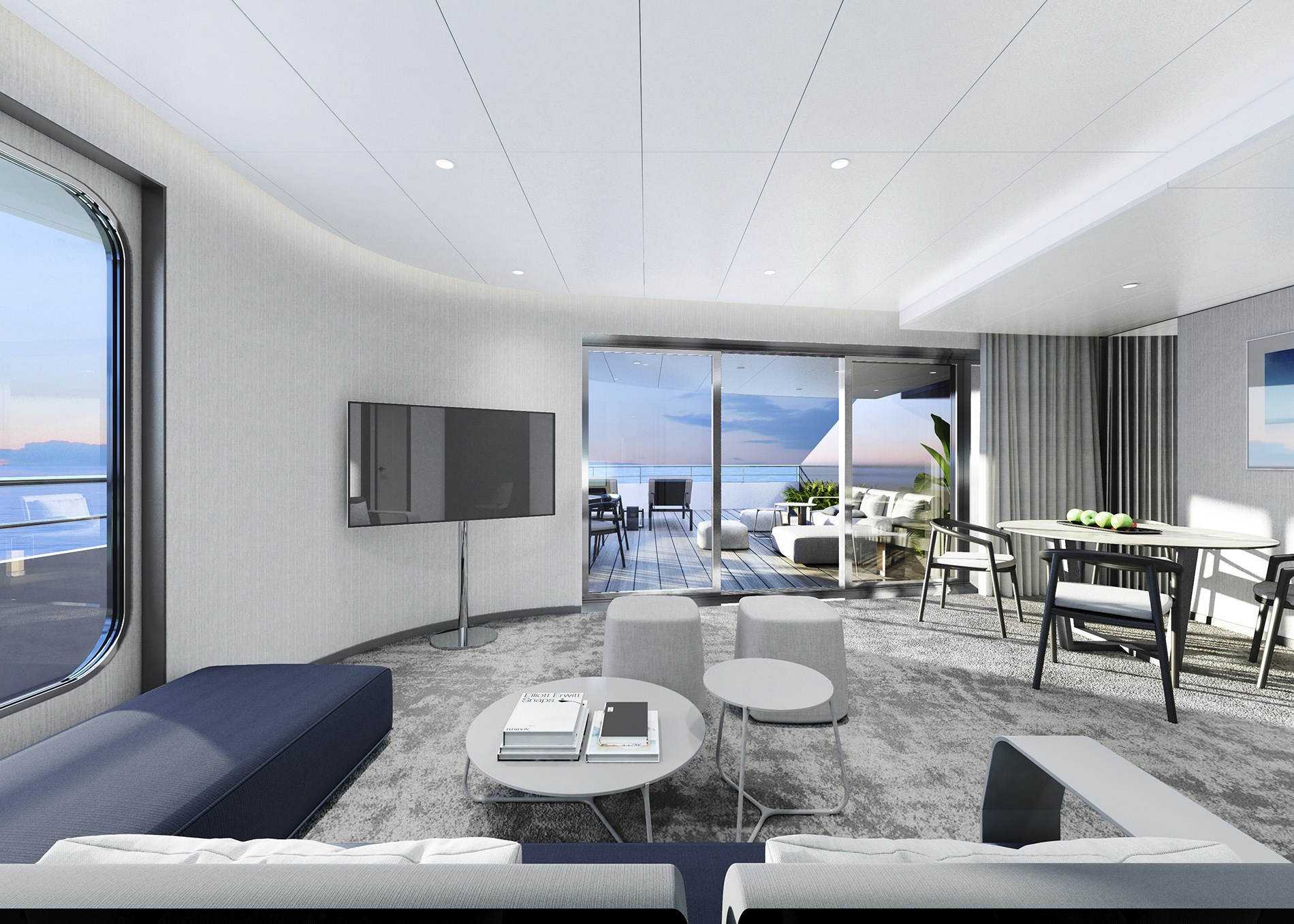 Owner suite on Emerald Azzarra