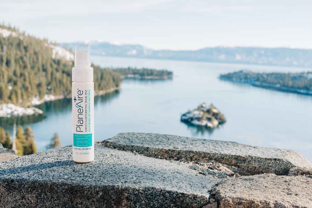 Revolutionary new sanitizing spray hits the market