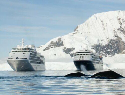 "Silversea Cruises featuring  fabulous ""far flung"" destinations for 2023"