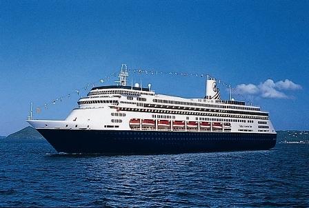 Zaandam world cruises
