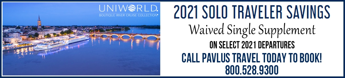 Uniworld 2021 Solo