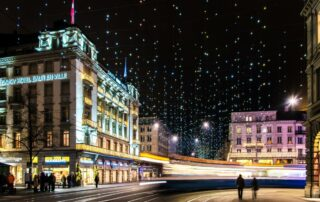 A holiday tour of Zurich