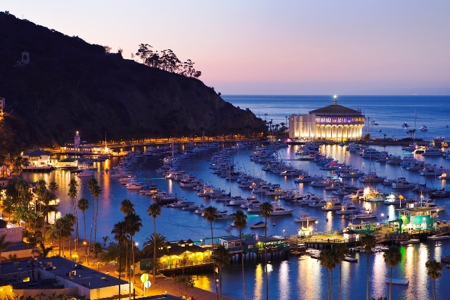 Catalina open for tourism