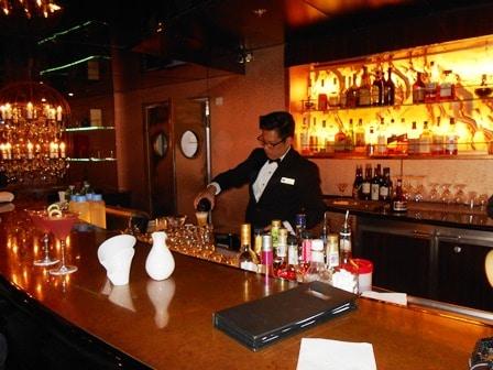 Bar on RSSC Mariner