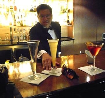 Origin of cocktails