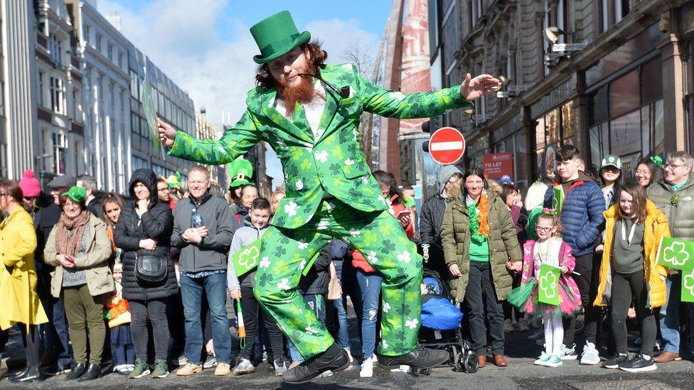 St. Patrick's Day in Ireland