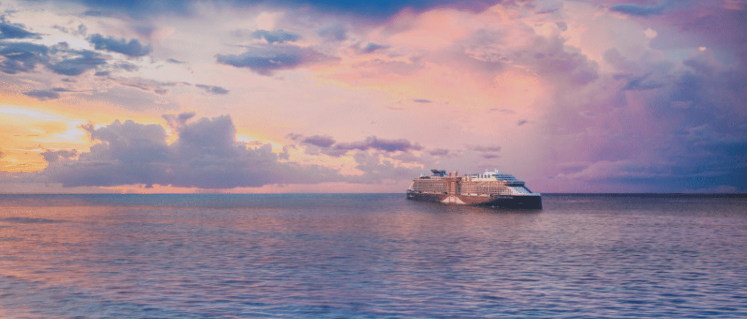 Celebrity Cruises prima donna