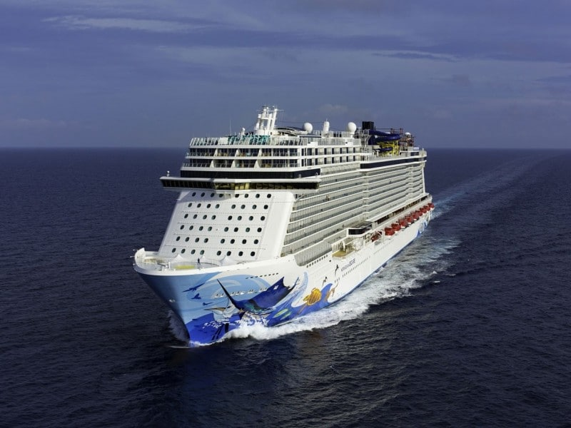 Norwegian Cruise Lines announces resumption of operations