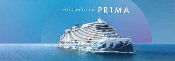 Norwegian Prima