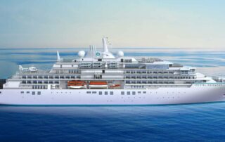 Crystal Cruises Expedition ships