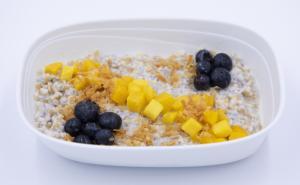 Delta brings back inflight food