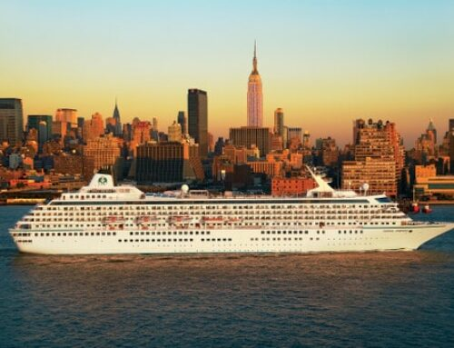Crystal cancels Antigua itineraries will sail instead from Boston and New York to Bermuda