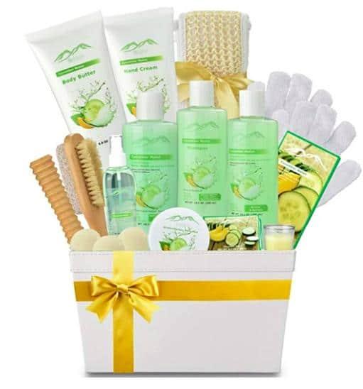 Bon Voyage gift baskets